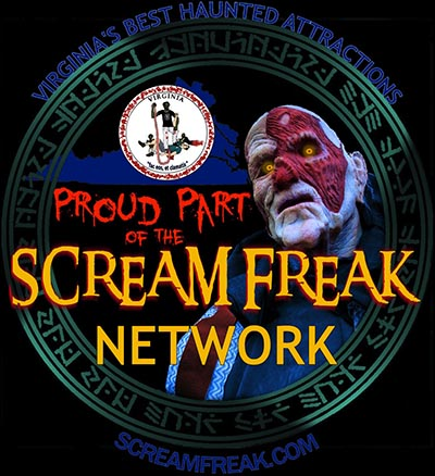Proud Part of the SCREAM FREAK Network